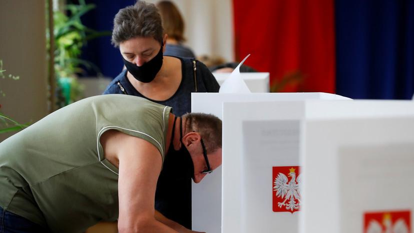 В Польше рассказали о росте числа нарушений на президентских выборах