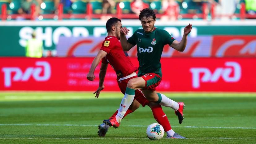 Евсеев остался доволен игрой «Уфы» в матче РПЛ с «Локомотивом»