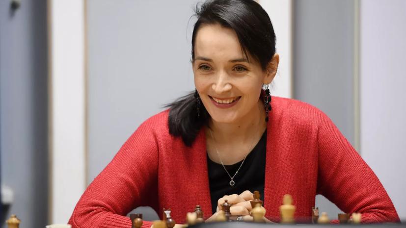 Россиянка Лагно выиграла этап Гран-при по быстрым шахматам
