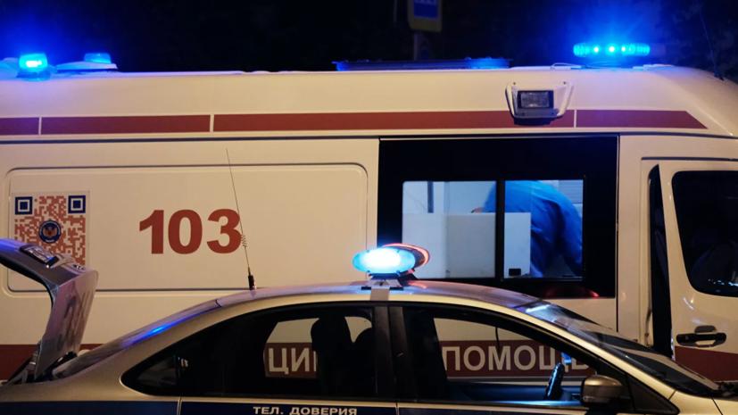 В ХМАО в ДТП с участием бензовоза погибли три человека