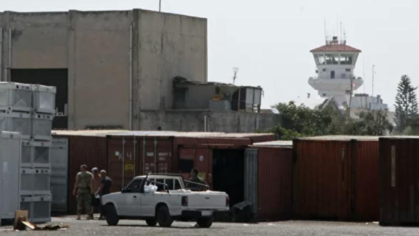 ЦПВС: боевики пытались атаковать авиабазу Хмеймим беспилотниками