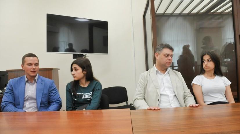 Адвокат рассказал о ситуации с делом сестёр Хачатурян