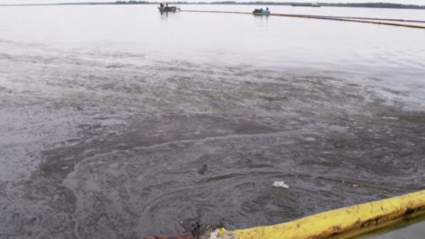 В посёлке на Таймыре ввели режим ЧС после разлива топлива