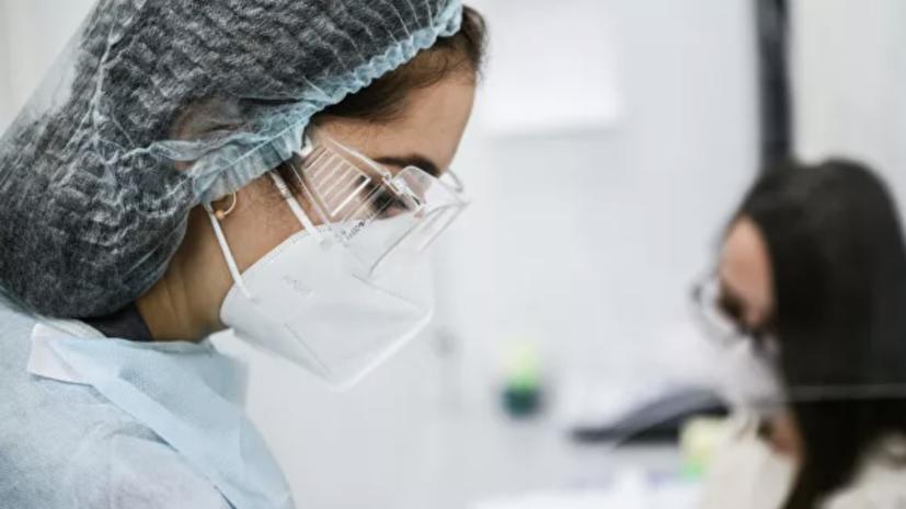 Более 23,2 млн тестов на коронавирус проведено в России
