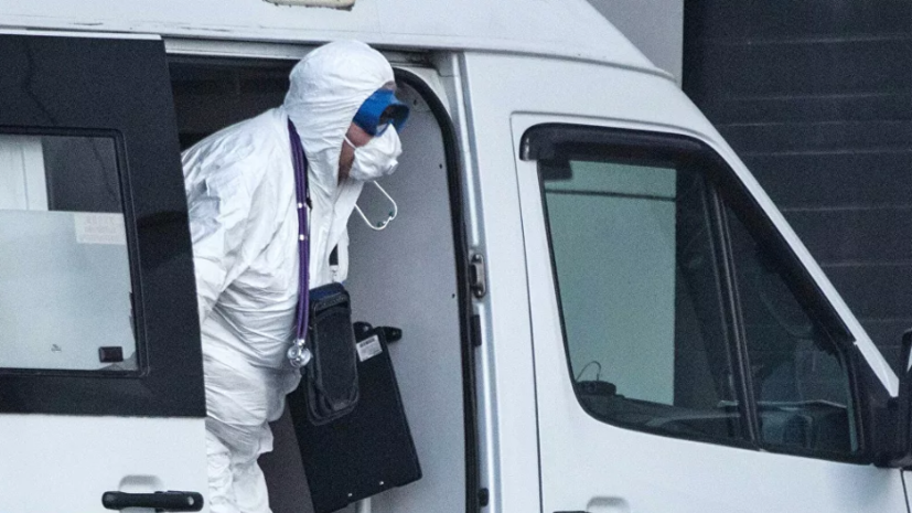 За сутки в России умерли 104 пациента с коронавирусом