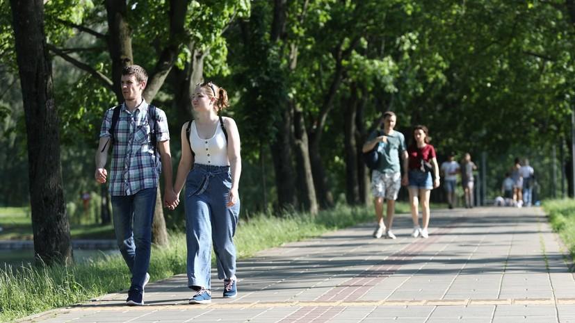 «В город начинает возвращаться привычный ритм жизни»: в Москве начался очередной этап снятия ограничений из-за COVID-19