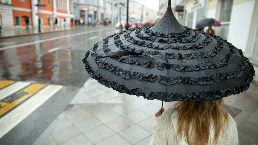 В Подмосковье 14 июля ожидаются сильный ветер и дождь