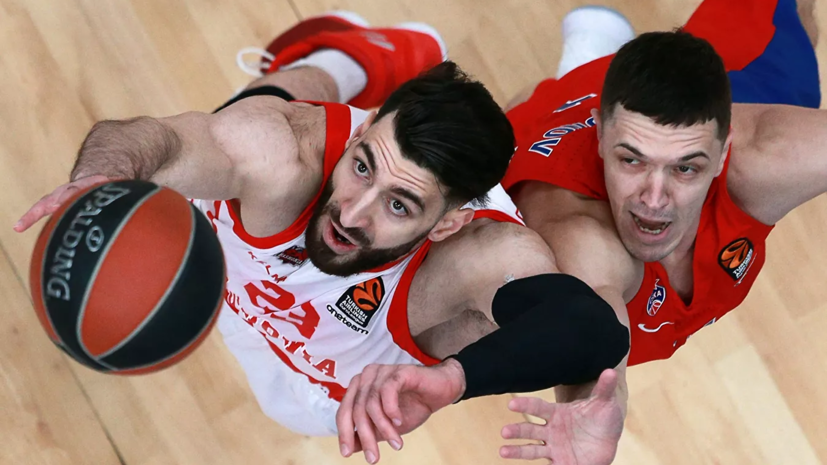 ЦСКА согласился отпускать баскетболиста Шенгелию на матчи сборной Грузии по ходу сезона