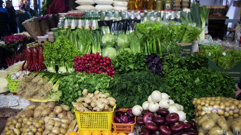 В Калининграде рассказали о динамике цен на овощи и фрукты
