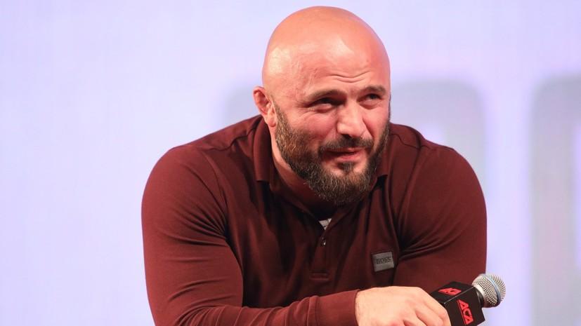 Исмаилов рассказал, пугают ли его габариты Емельяненко