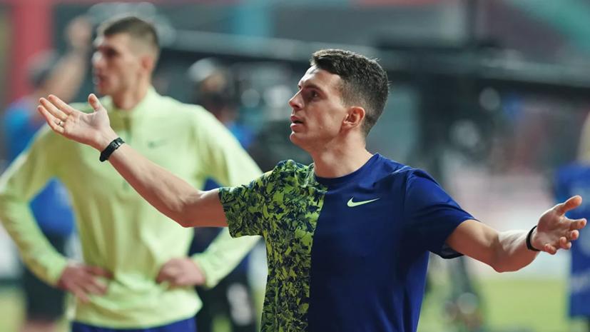 Легкоатлет Иванюк удивился уходу Юрченко из ВФЛА