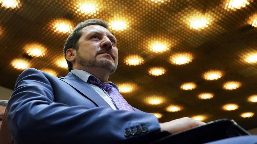 «Недолгий, но сложный период»: президент ВФЛА Юрченко объявил об уходе со своего поста