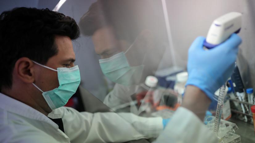 Число случаев коронавируса во всём мире превысило 13 млн
