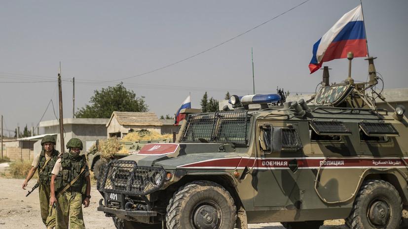 Задержанные в Сирии боевики собирали информацию о российских объектах