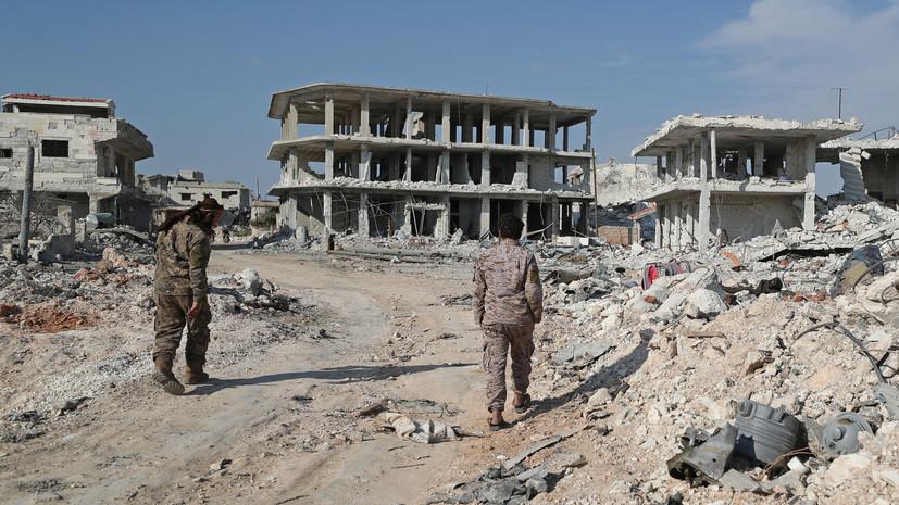 В Сирии задержали боевиков собиравших сведения о российских объектах