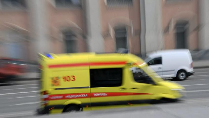 В Ростовской области в ДТП со скорой пострадали четыре человека