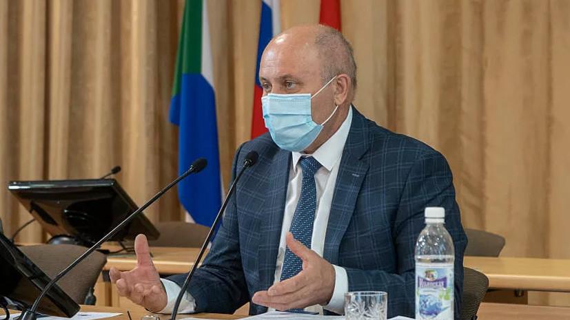 Мэр Хабаровска прокомментировал несанкционированные митинги в городе
