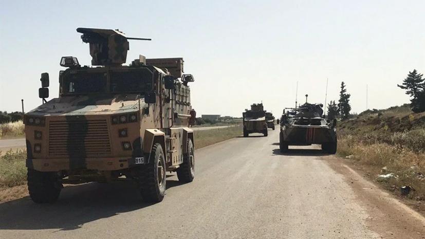 Трое российских военных ранены в Сирии