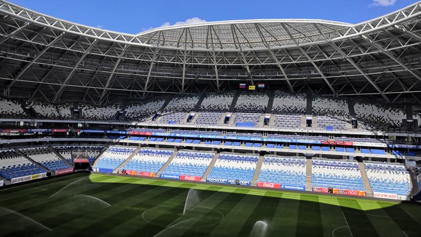 Матч «Крылья Советов» — «Краснодар» начнётся на два часа позже из-за погодных условий