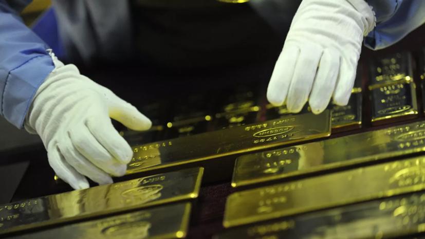 Экономист прокомментировал данные по экспорту российского золота