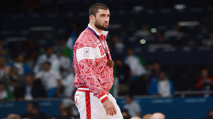 «Награда нашла его абсолютно заслуженно»: борец-вольник Махов признан чемпионом Олимпиады-2012