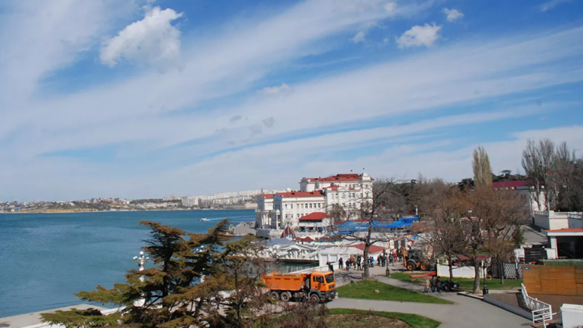 В Севастополе обнаружили боеприпасы времён войны