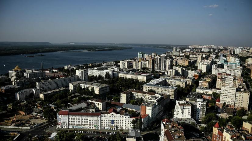 В Самарской области зафиксировали новый температурный рекорд