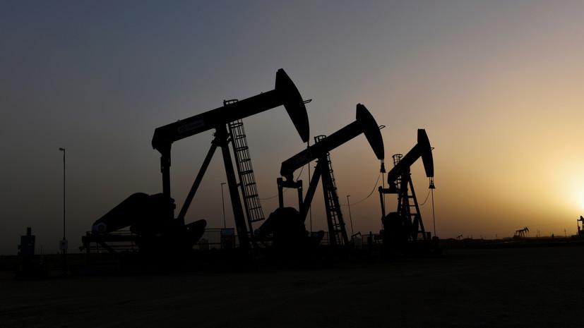 СМИ сообщили о значительном падении объёмов добычи нефти в Венесуэле