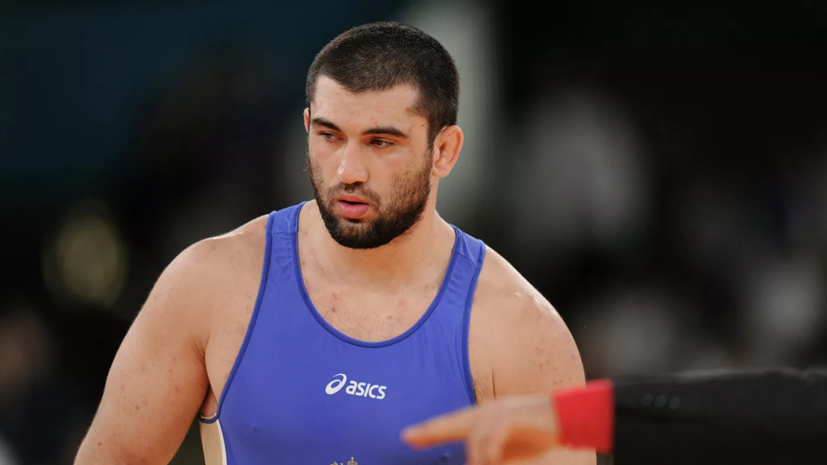 Борец Махов поблагодарил российских спортивных чиновников за золотую медаль ОИ-2012