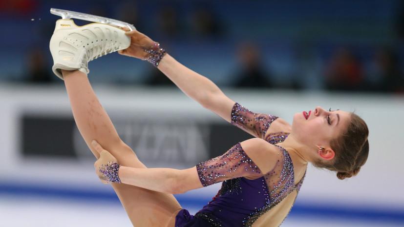 Косторная заявила о намерении завершить карьеру через два сезона