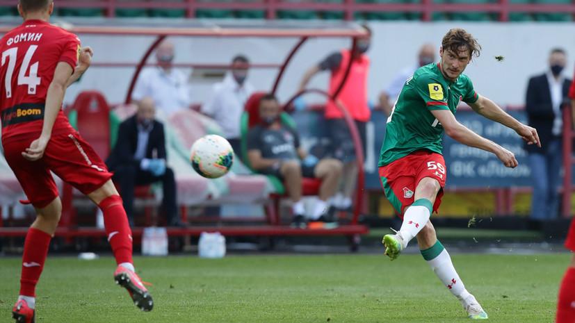 Алексей Миранчук рассказал, что изменилось в «Локомотиве» после прихода Николича
