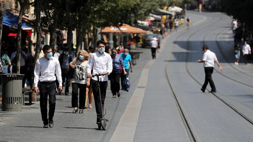 В Израиле число выявленных случаев коронавируса достигло 42 360
