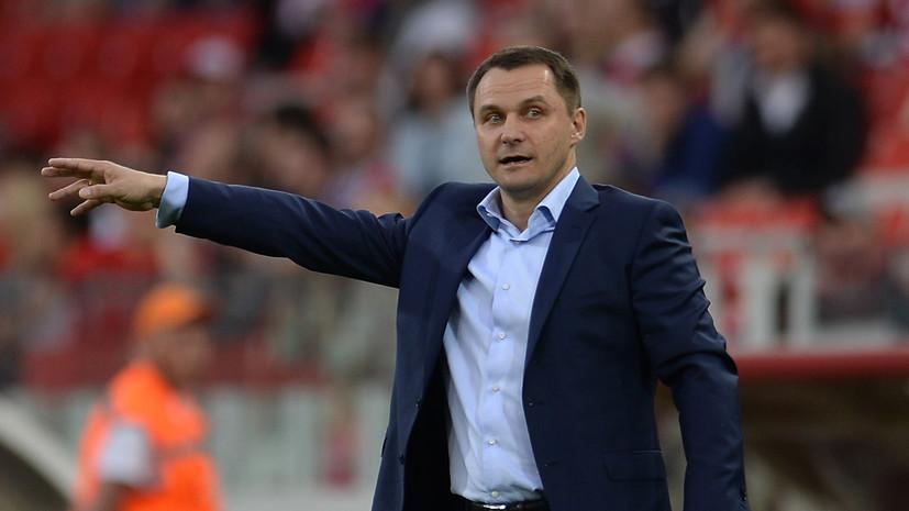 Кобелев считает, что молодые футболисты ЦСКА достигли своего потолка