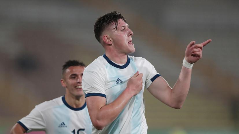 Аргентинский футболист Гайч заявил, что хочет перейти в ЦСКА