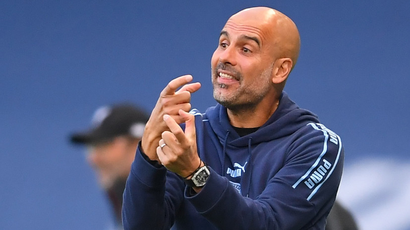 Гвардиола ответил на критику по поводу решения CAS в отношении «Манчестер Сити»