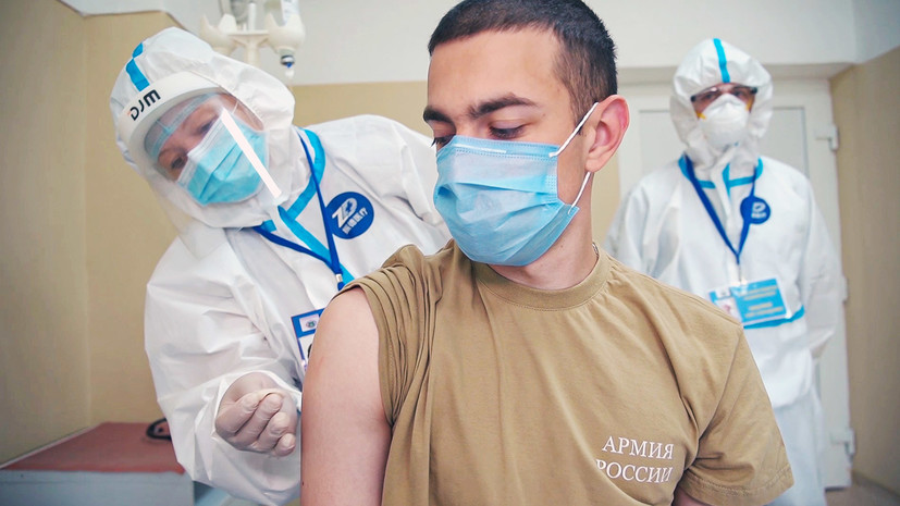 «Результаты будут известны до конца июля»: в России выписали первых добровольцев, испытавших вакцину от COVID-19