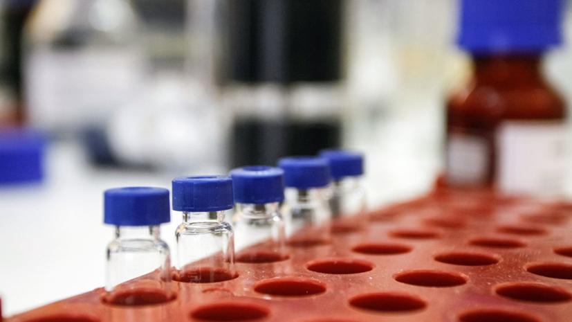 В России выделили более ста штаммов коронавируса