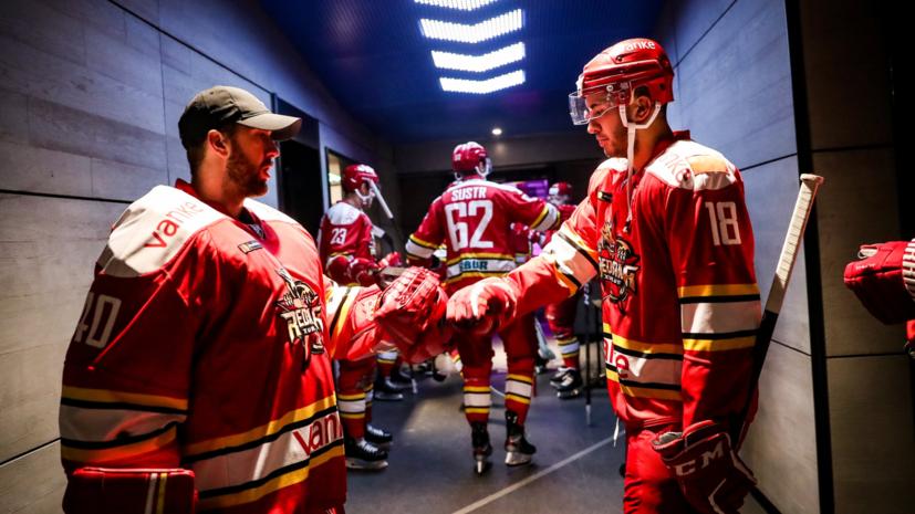 «Куньлунь» уведомил КХЛ о намерении проводить домашние матчи в сезоне-2020/21 в Мытищах