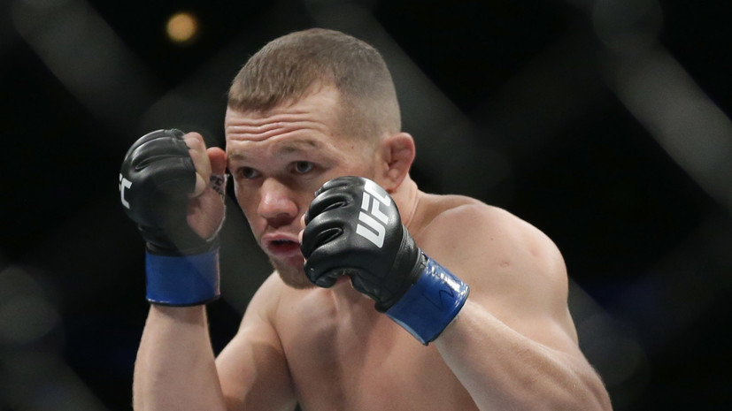Тренер Макгрегора похвалил российского чемпиона UFC Яна