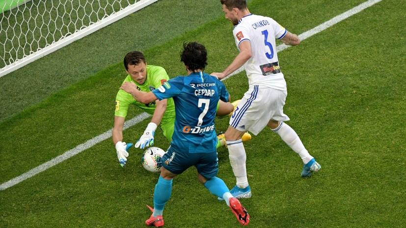 Азмун оформил дубль в игре с «Оренбургом» и догнал Дзюбу в гонке бомбардиров РПЛ