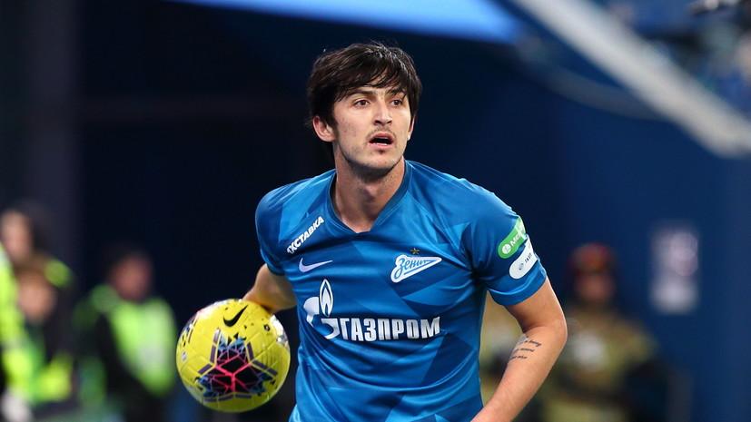 Дубль Азмуна помог «Зениту» победить «Оренбург» в матче РПЛ