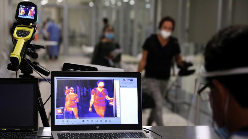 В Израиле число выявленных случаев коронавируса достигло 43 668