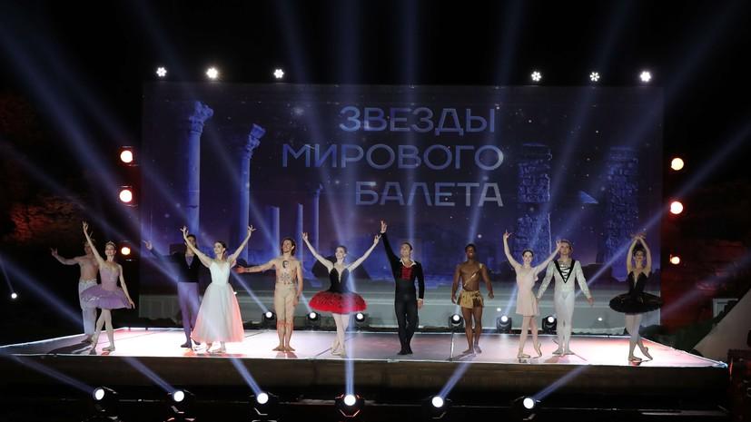 В Херсонесе началась подготовка к IV фестивалю «Опера в Херсонесе»