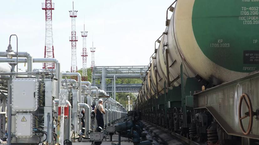 Белоруссия закупает у США вторую партию нефти