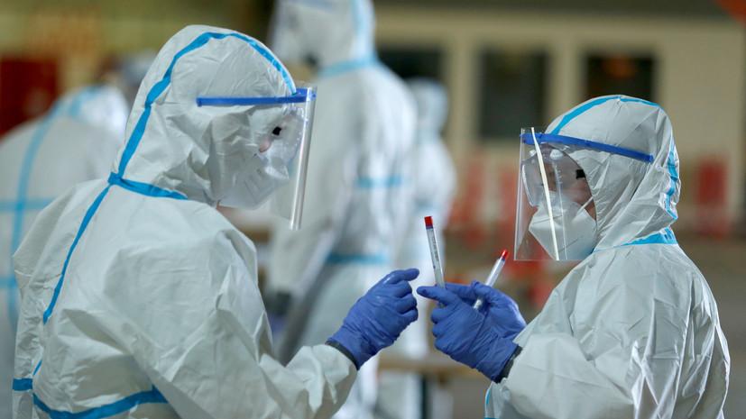 В России за сутки зафиксировано 6428 новых случаев коронавируса