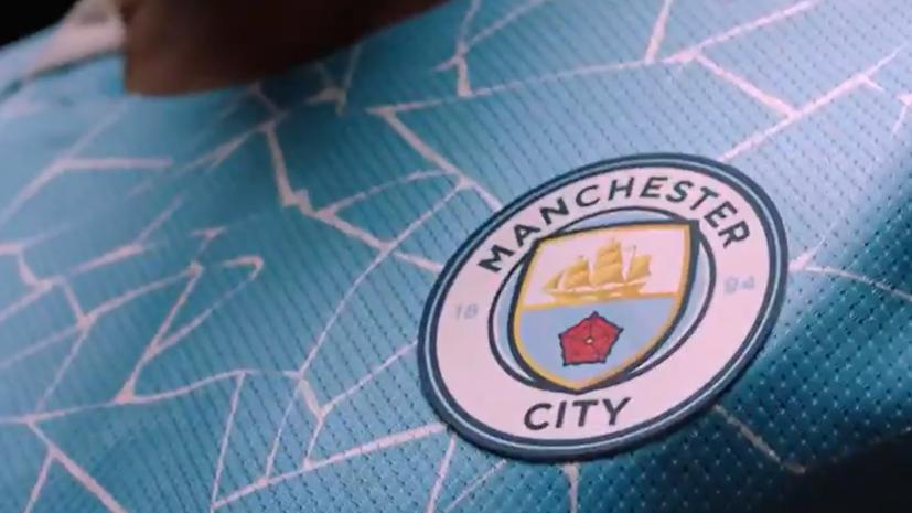 «Манчестер Сити» представил новую домашнюю форму на сезон-2020/21
