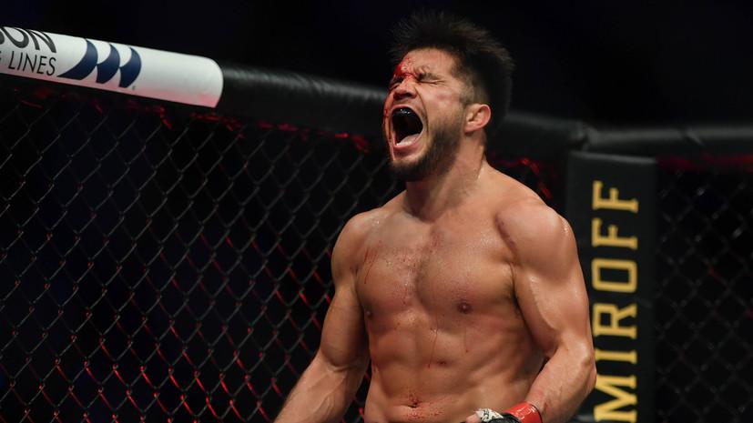Сехудо ответил на вызов чемпиона UFC Яна