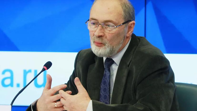 Вильфанд рассказал о причинах дождливой погоды в Центральной России