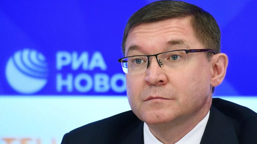 Якушев оценил ситуацию в строительной отрасли