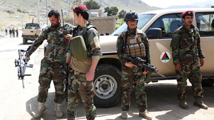 В Афганистане восемь жителей погибли при обстреле ВС Пакистана